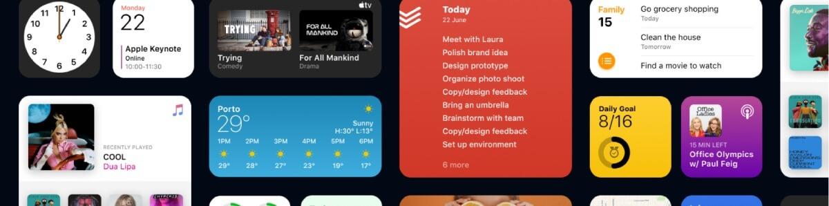 رابط تحميل تحديث iOS 14