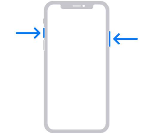 كيفية التقاط لقطات شاشة على iPhone 12