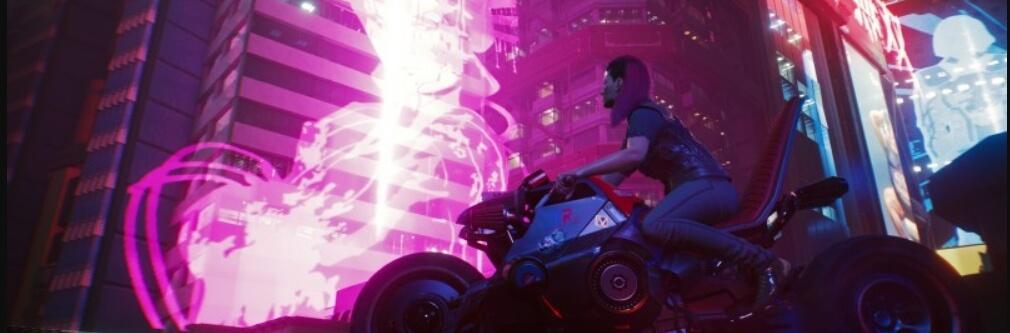 تحميل Cyberpunk 2077 للايفون.