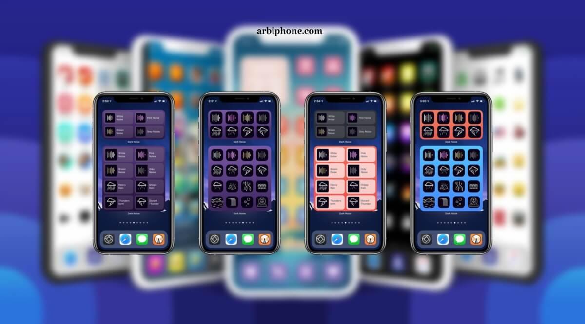 أفضل 10 حزم أيقونات تطبيقات iOS 14 لأجهزة الآيفون والآيباد مجانية ومدفوعة