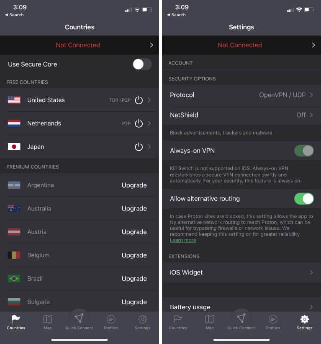 أفضل VPN في الإمارات للايفون